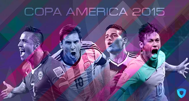 Copa America online