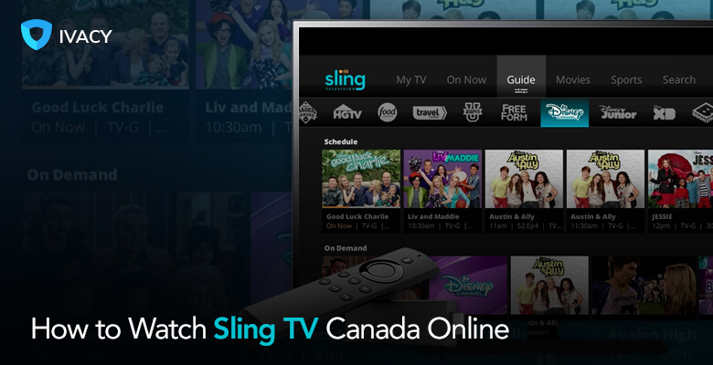 Here's How to Instantly Watch Sling TV Canada