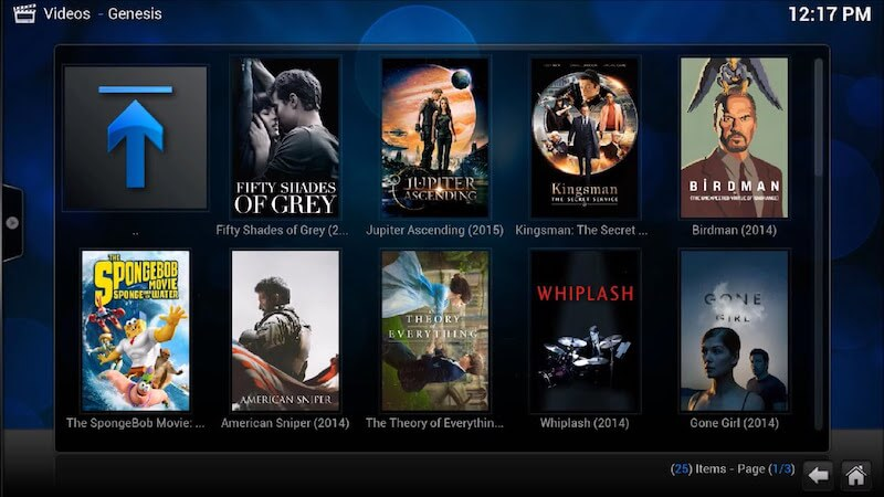 Most Popular Build For Kodi
