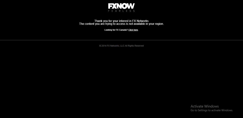 FX-Error