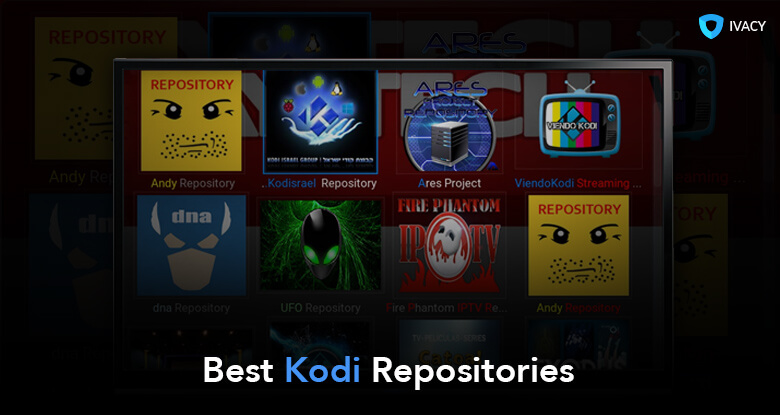 Best Kodi Repositories to Drool Over