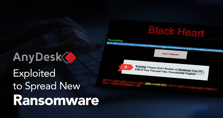 AnyDesk Exploited to Spread New Ransomware