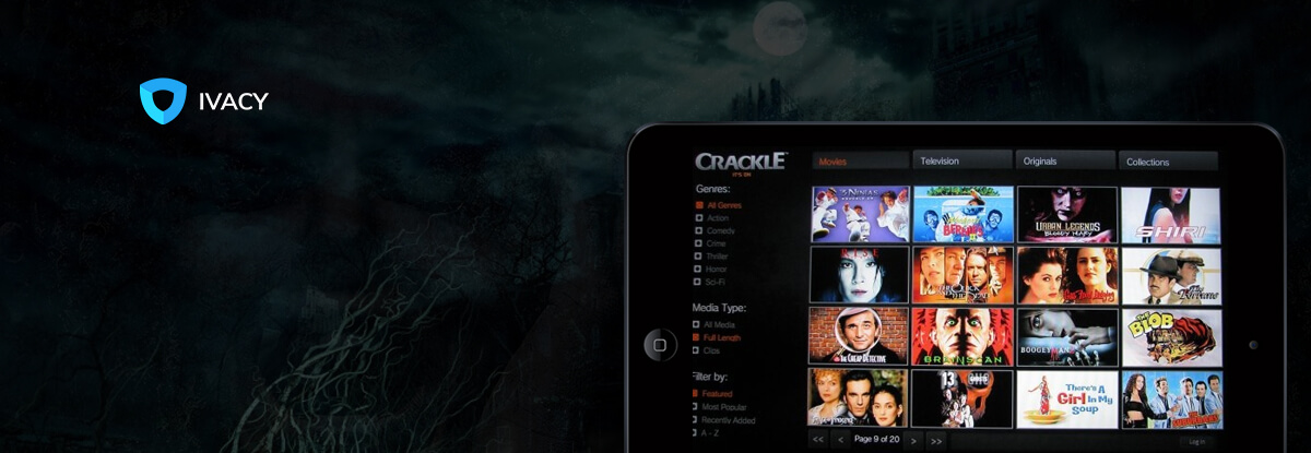 10 Best Horror Movies On Crackle - Halloween 2018 Special
