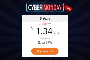 Buy 5-Year Ivacy VPN Cyber Monday Deal - 2018