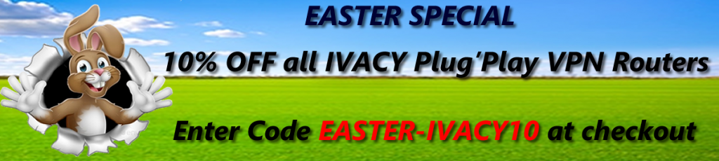 Get Ivacy Now