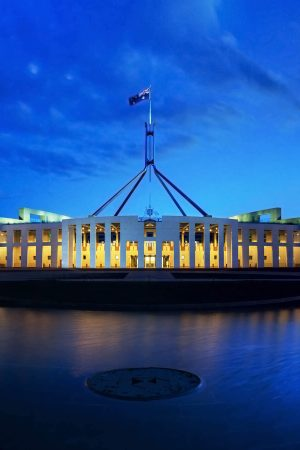 Cyberattack-Attempt-Made-on-Australian-Parliament