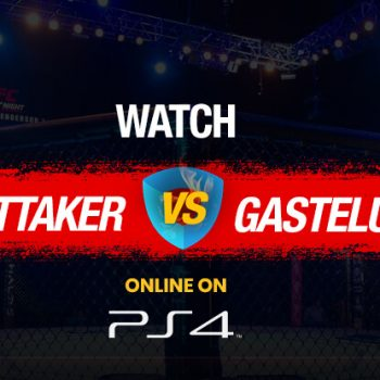How to Watch UFC 234 On PS4