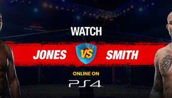 How to Watch UFC 235 On PS4