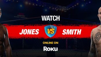 How to Watch UFC 235 on Roku for Free