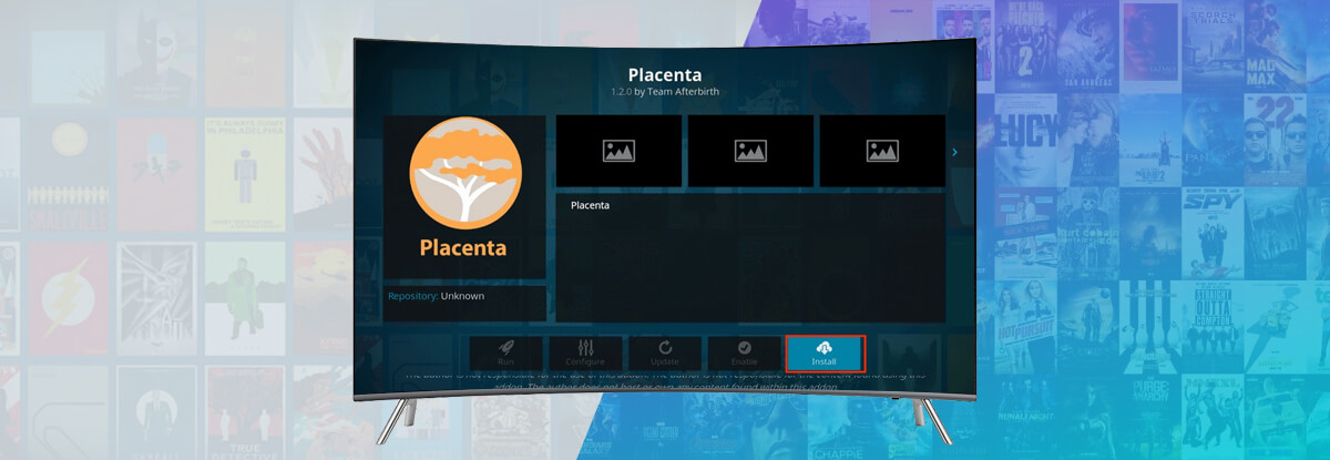 Placenta Kodi - How To Install Placenta On Kodi