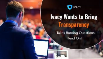 ivacy vpn says no compromise on privacy and trust