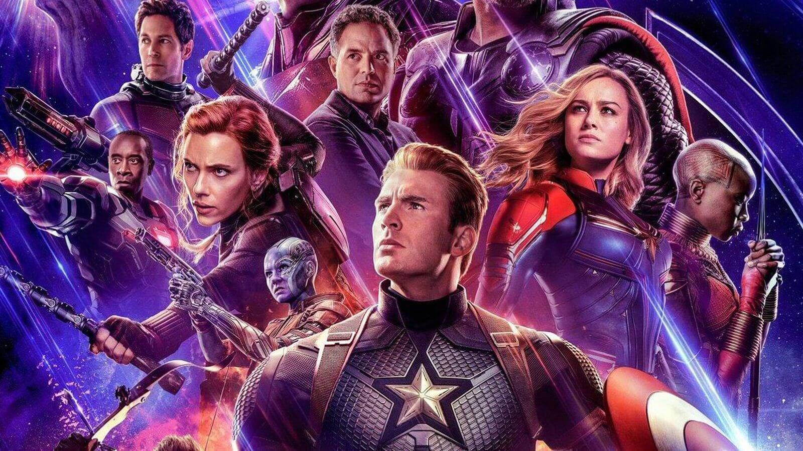 Avengers Torrent: Endgame – Download Full HD 1080P + 720P