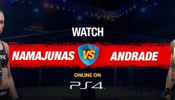 How to Watch UFC 237 On PS4