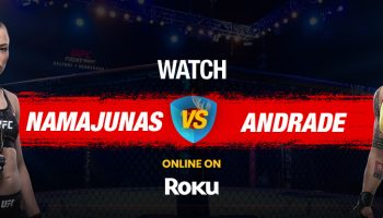 How to Watch UFC 237 on Roku for Free