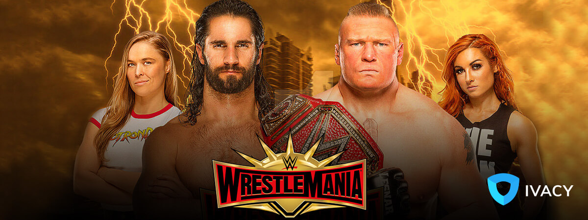 Wrestlemania 35 – How to Watch Wrestlemania Live Stream for Free