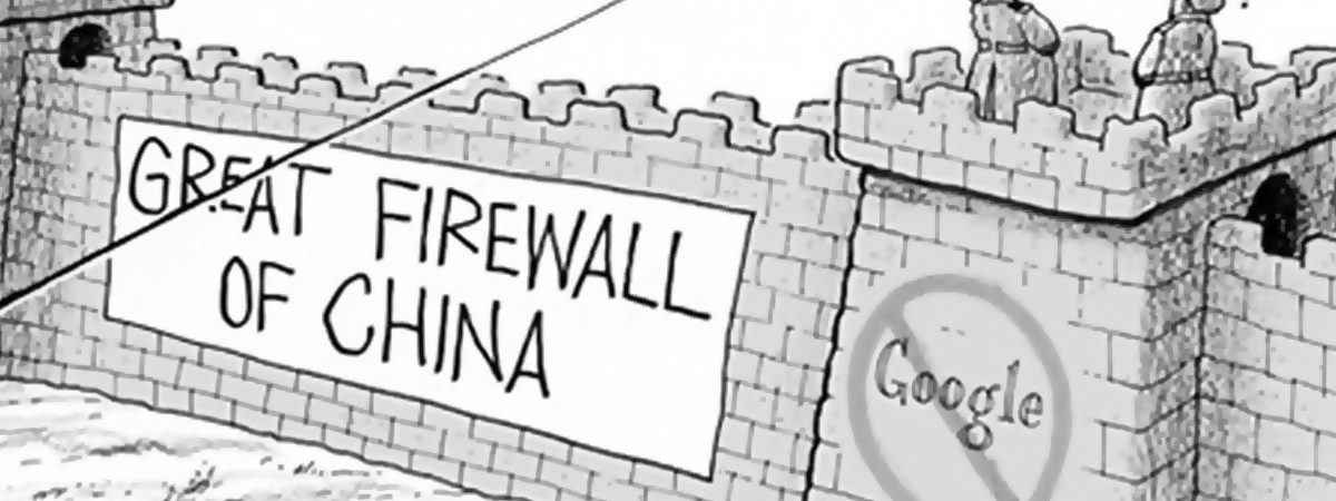 Great Firewall of China and China Internet Censorship
