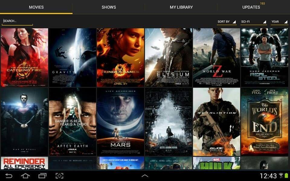 16 Free Best Popcorn Time Alternatives (As Of August 2019)