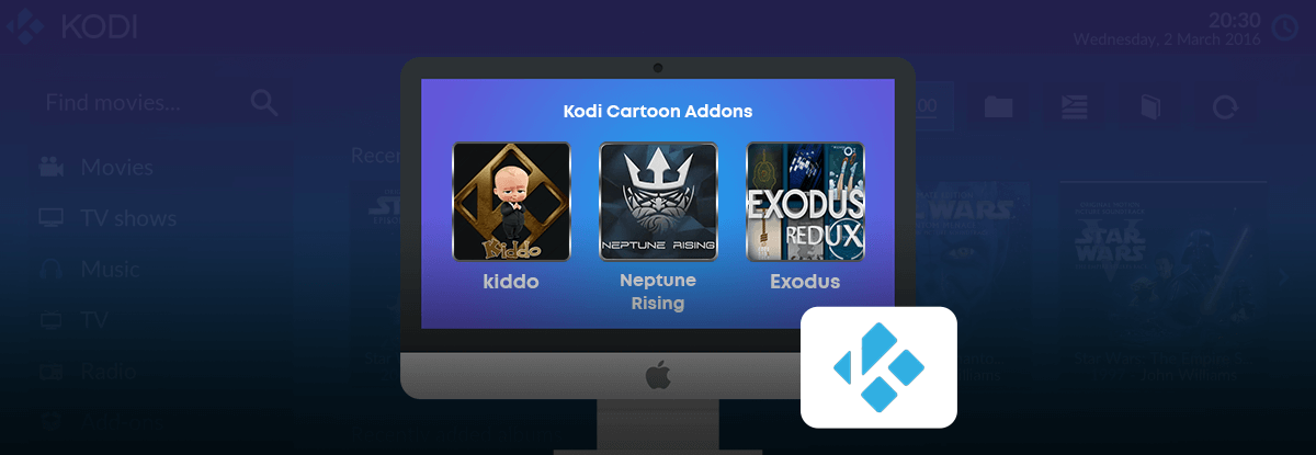 12 Best Kodi Cartoon Addons For 2019