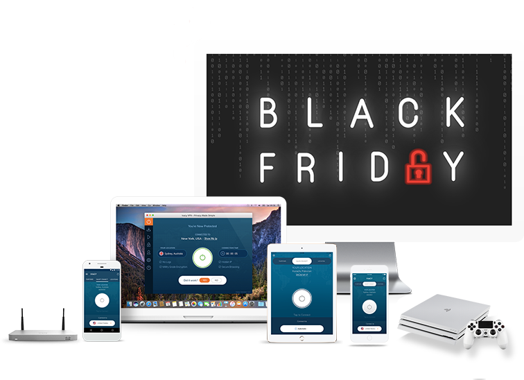 Ivacy: 87% off The Biggest VPN Black Friday Deal