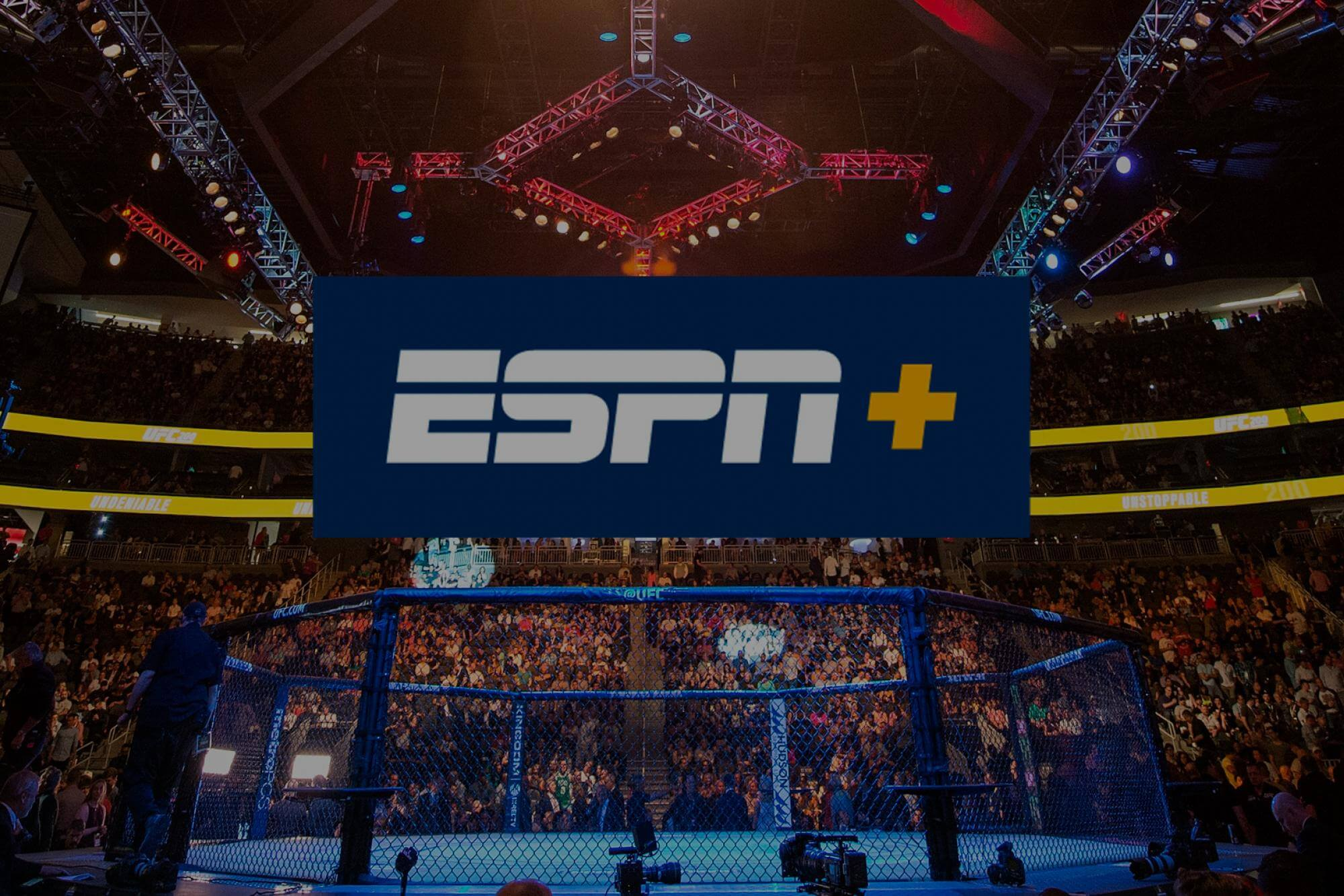 Watch UFC Live Online in the US