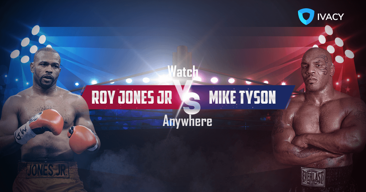 12+ Mike Tyson Vs Roy Jones Jr Stats